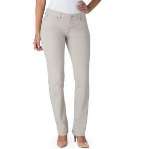 NWOT Levi's Bootcut Stretch Jeans - Beige